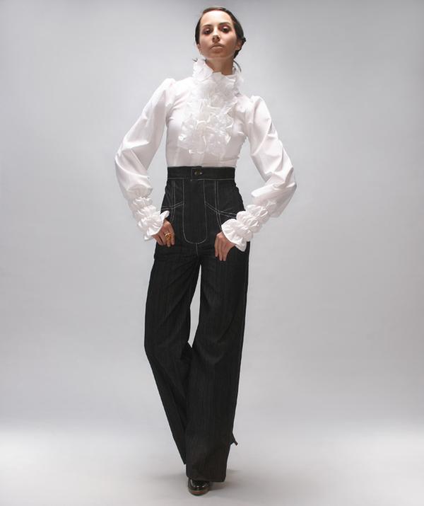 Female model photo shoot of Maria Harper Designs by Derek Blanks in Atlanta, GA