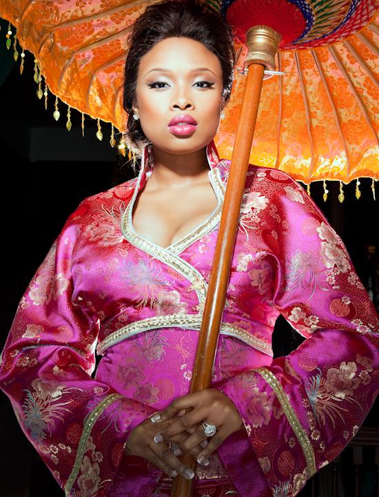 Female model photo shoot of Maria Harper Designs by Derek Blanks