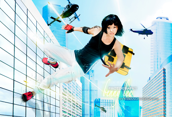 Nov 09, 2009 Mirrors Edge Cosplay