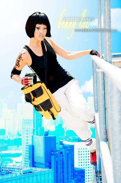 Nov 09, 2009 Mirrors Edge cosplay
