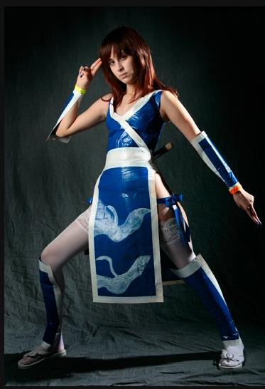 Nov 09, 2009 Kasumi is one of the most well known female video game characters from DOA4 (Dear or Alive 4). This is her iconic outfit, made completely from duct tape! While Kasumi is usually not so stern, but I wanted to portray her as strong