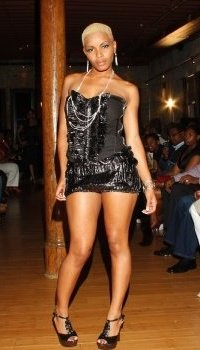 Milwaukee, WI Nov 10, 2009 Studio One by: Roche Buford Giani Couture: Ragz 2 Rythym Fashion Show