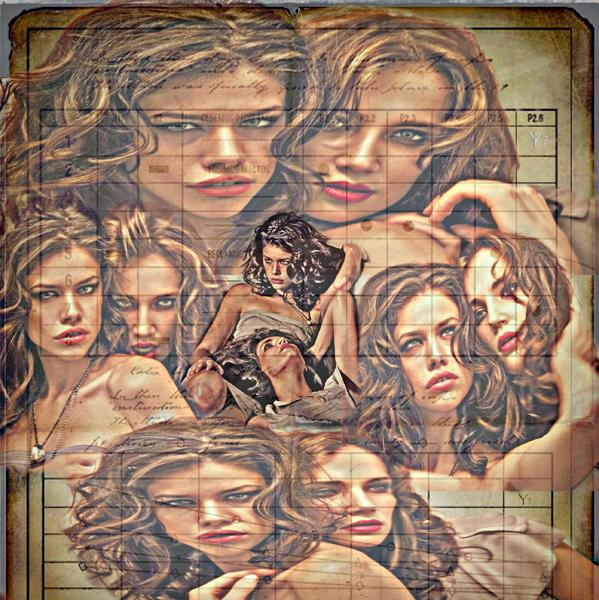 Somewhere Inside My Brain  Nov 10, 2009 Y? Creations  Linsey & Tattiana as Galaxia Mugler & Zephora in