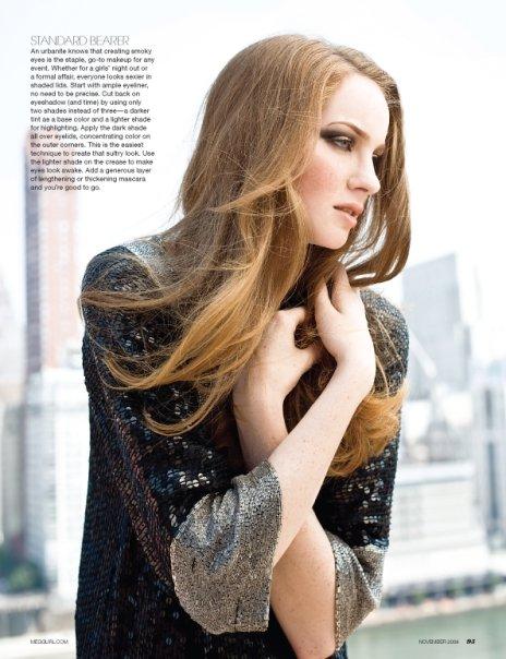 Nov 14, 2009 Meg Magazine