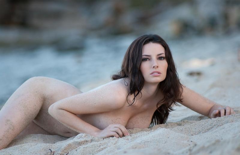 Female model photo shoot of Brynn Cook in Virgin Islands, makeup by Stephanie Dawn Beauty