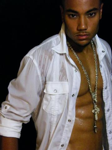 Male model photo shoot of Justin Booker