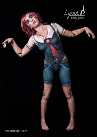 los angeles Nov 15, 2009 phil ramuno puppet