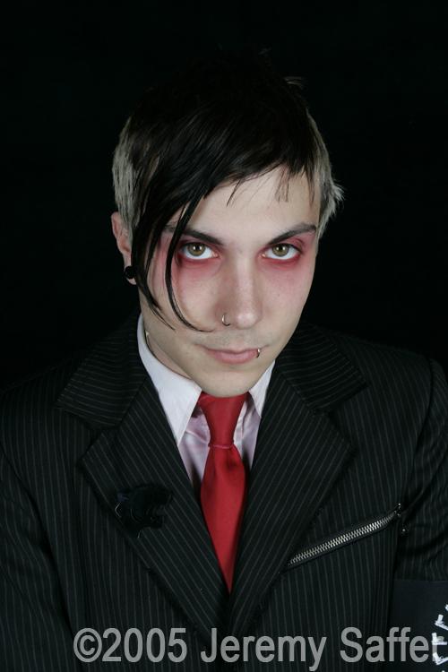 Lowell Nov 15, 2009 2005 Jeremy Saffer Frank Iero of My Chemical Romance