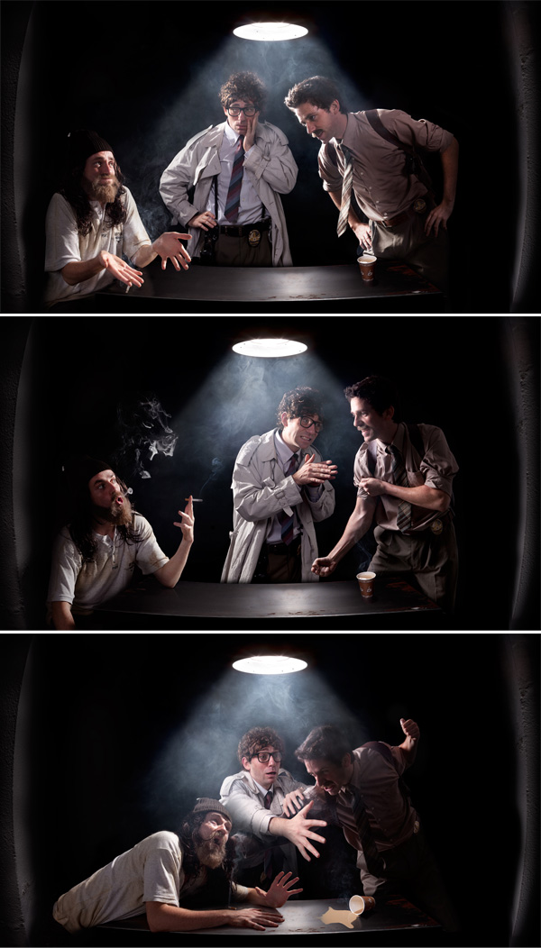 Nov 16, 2009 Variete Graphique The Good, the Bad and the Jesus, Cast: Frederik Funke