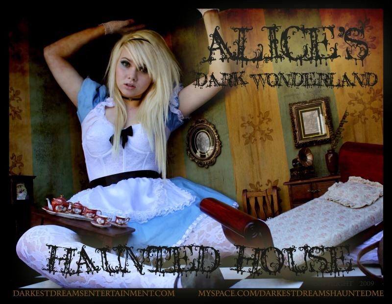 Nov 16, 2009 DARKEST DREAMS ENTERTAINMENT COPYRIGHT 2009 ALICE ATTRACTION PROMO