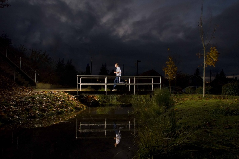 Male model photo shoot of Frozen Forever and Bryon Daniels in Albany, OR