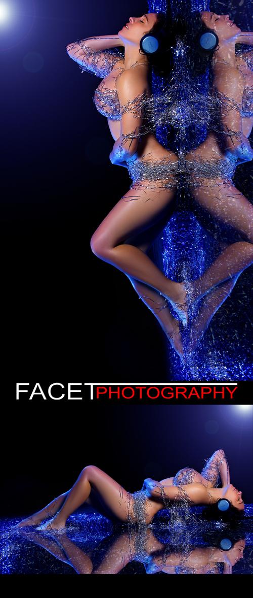 Facet Studios, Los Angeles  Nov 17, 2009 Facet Photography 2009 BLUE VISION