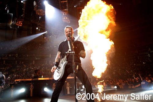 Mass Nov 18, 2009 2004 Jeremy Saffer Metallica