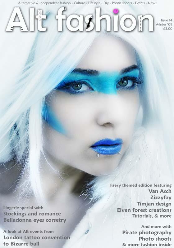 Nov 20, 2009 Alt Fashion Cover of Alt Fashion
