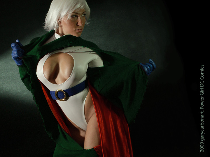 Nov 20, 2009 Garycarbonart. Power Girl DC Comics Power Girl
