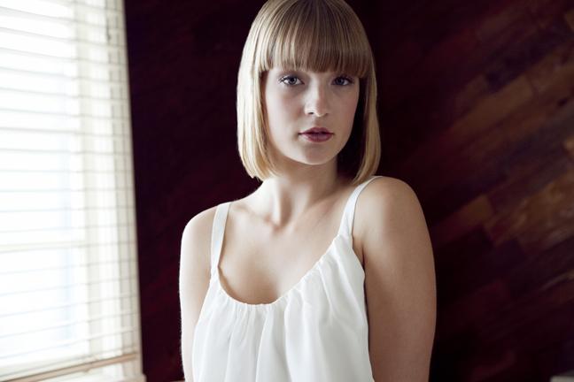Female model photo shoot of Danielle Blanchet