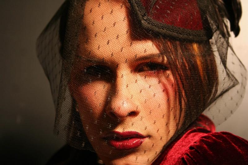 Female model photo shoot of Siren Song, makeup by Xen Make Up
