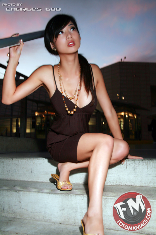 Male and Female model photo shoot of FotoManiacs and Danica Joy