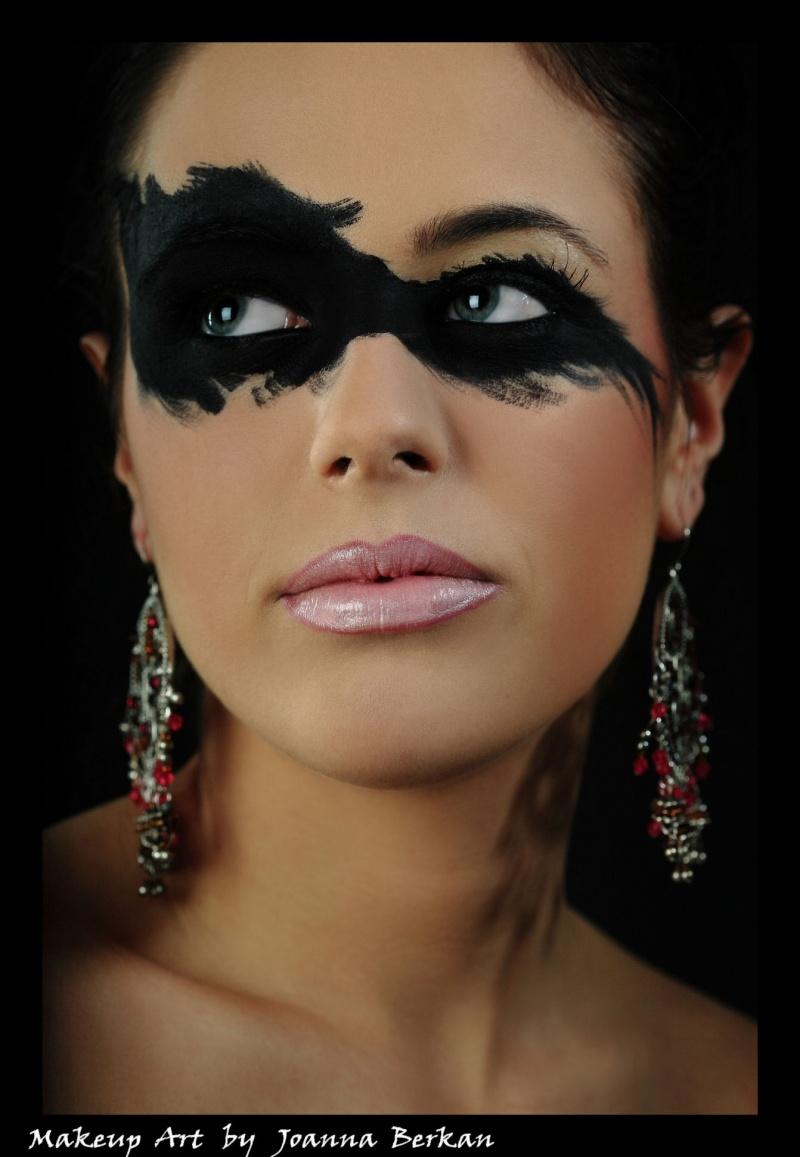 Nov 21, 2009 My makeup art for model-Alex