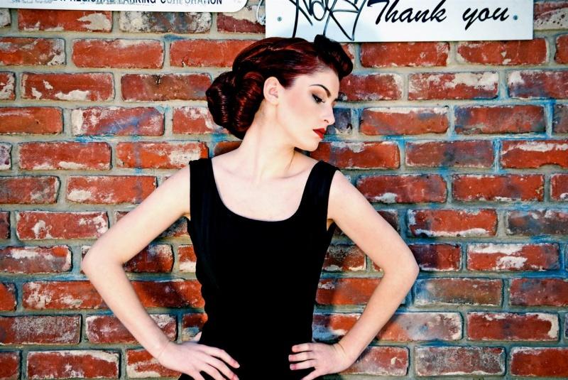 Female model photo shoot of Kaitlin LeHocky