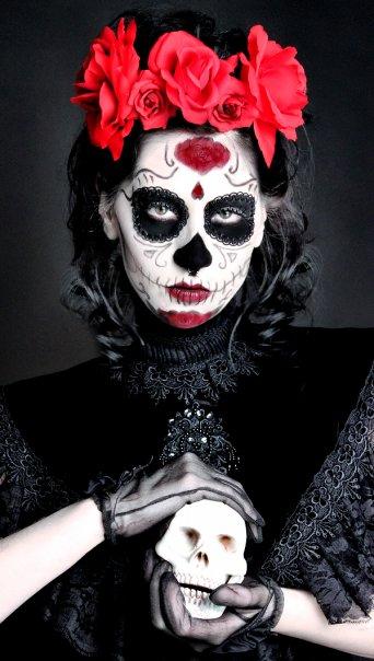 Nov 23, 2009 Laura Dark Dia De Los Muertos