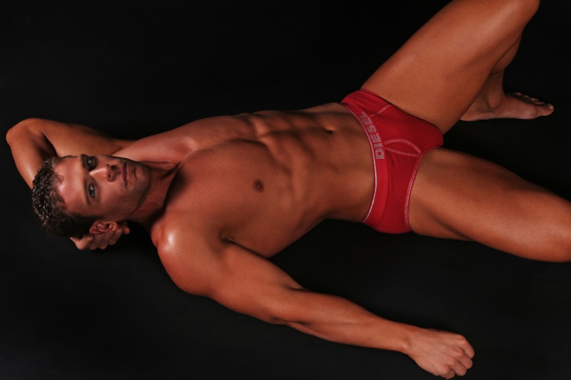 Miami, Florida Nov 23, 2009 Photo Studio Miami model: Ray Okelly