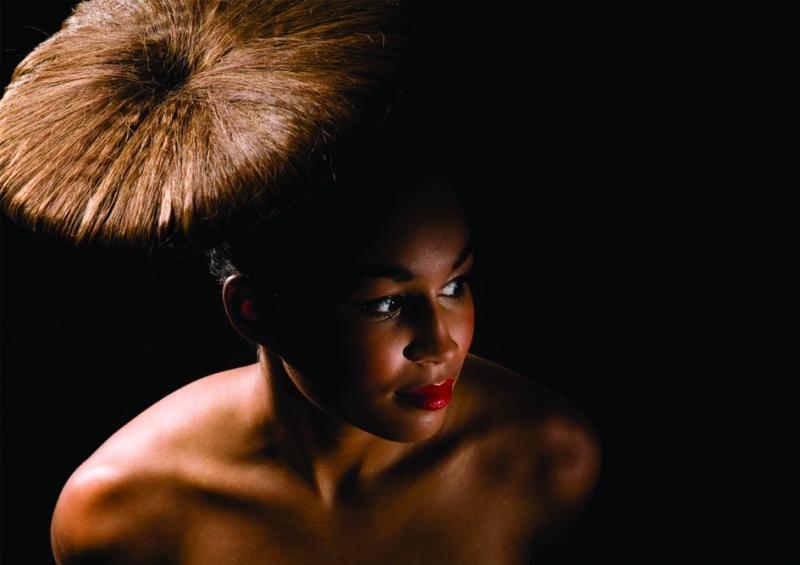 Nov 25, 2009 kat sykes Head adornments shoot