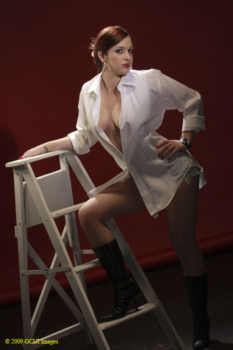 Female model photo shoot of Samantha Kopcso by Gregory - GCUI