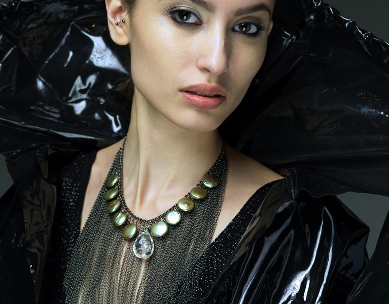 Female model photo shoot of Asia - Fab Studio