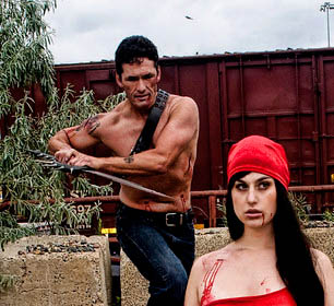 Nov 27, 2009 Elektra - cosplay