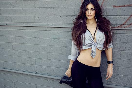 Female model photo shoot of Bianca N Pridie
