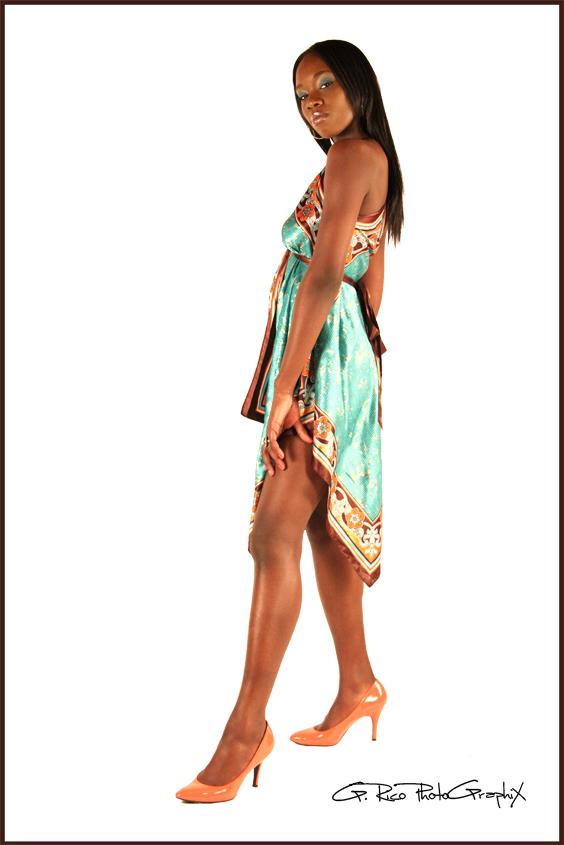 Female model photo shoot of K T by G Rico PhotoGraphiX