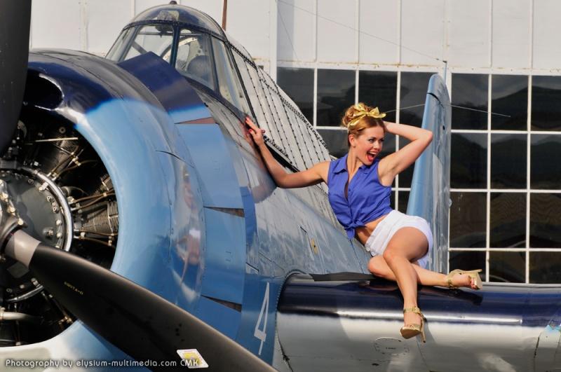 Nov 29, 2009 Warbird Pinup Calendar, 2011