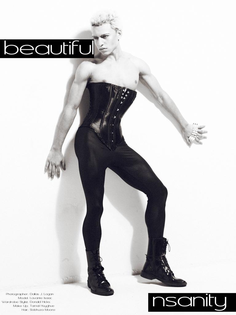 Third Ward Studios Nov 30, 2009 © 2009 Dallas J. Logan Model:  Lavante-Isaac for Beautiful Nsanity Editrorial