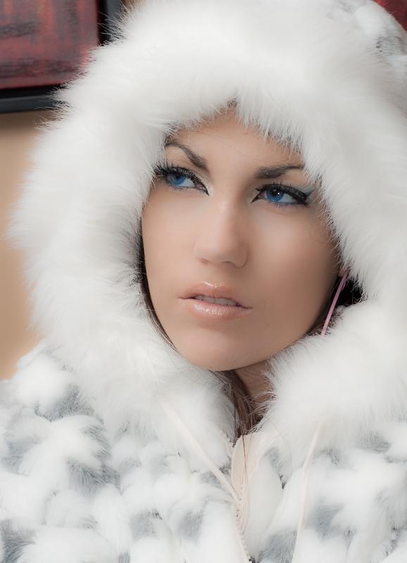 Montreal Canada Dec 01, 2009 Michael Malo Photography Bonita Snow princess