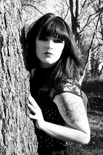 Female model photo shoot of Defier of Definitions by the photographer in pheonix park