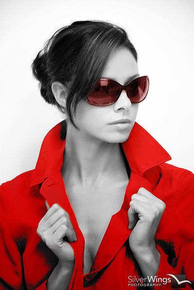 Female model photo shoot of Parker Foley in ny