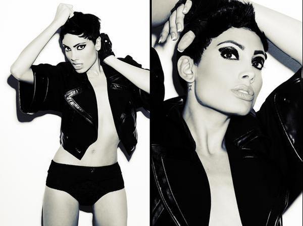Female model photo shoot of YAUNA