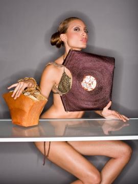 Female model photo shoot of YAUNA in LA Baby