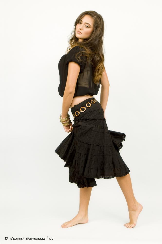 Dec 02, 2009 Numael Hernandez 2009 Isabella Rivera / Ford Models