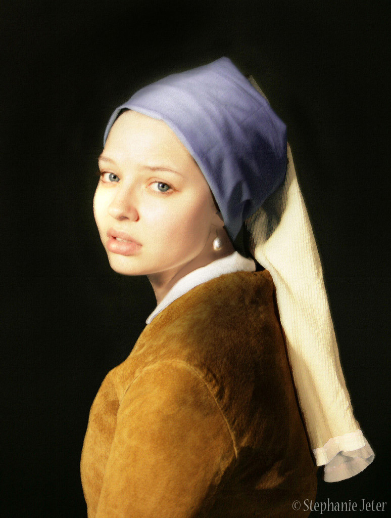 Dec 03, 2009 Girl With a Pearl Earring
