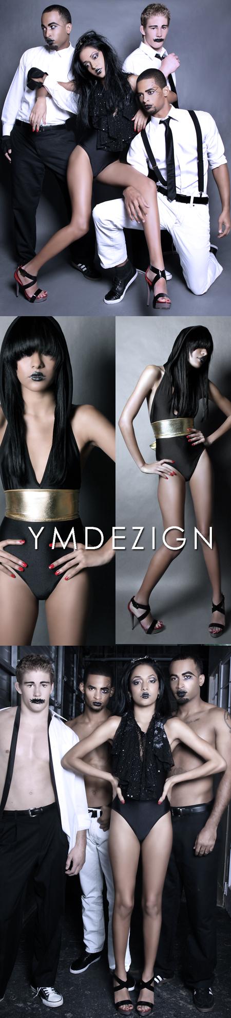 YMDEZIGN Studio Dec 04, 2009 YMDEZIGN Male models (MUA: Terrell), Female (MUA: Eloria)