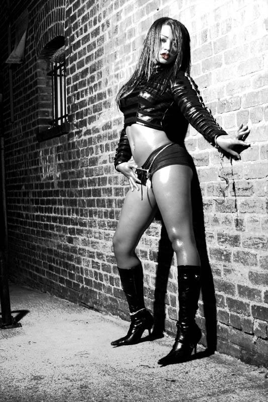 Adams Morgan Dec 05, 2009 Ahni Luv Streetz Magazine shoot