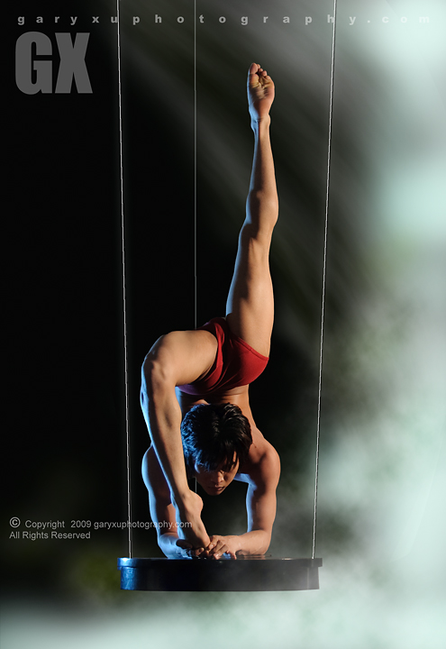 Hollywood Dec 07, 2009 Gary Xu Photography Contortion