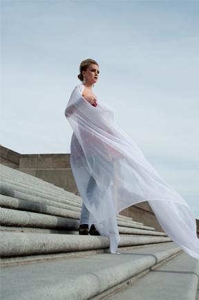 Female model photo shoot of Esther Boston in Monument