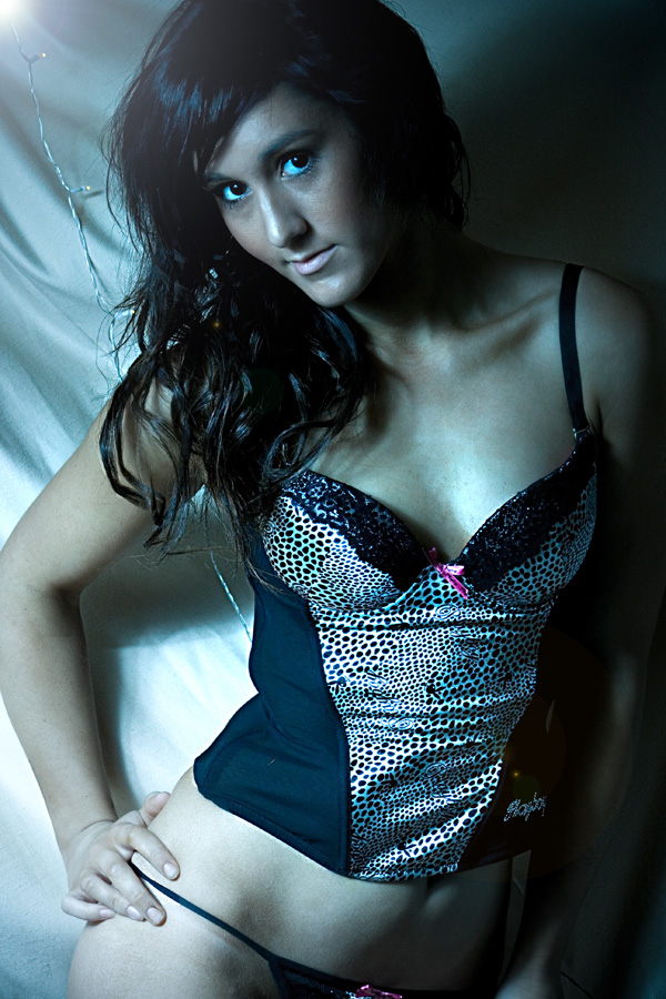 Female model photo shoot of amy89 in Danni's House