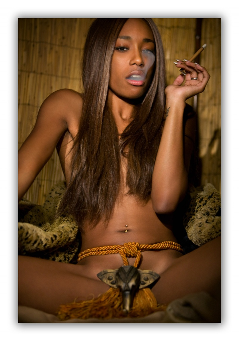 ROBINSON CRUSOE STUDIOS TOPANGA CA Dec 10, 2009 GMB PHOTO PLG...  Im Smokin!
