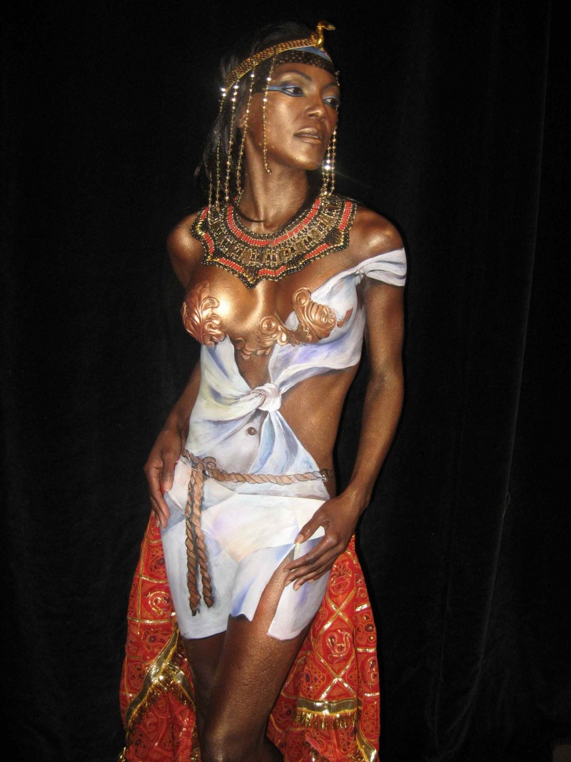 Toronto Dec 10, 2009 VARGAS Cleopatra