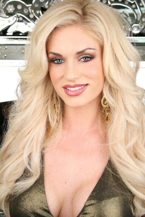 Palms Hotel & Casino Dec 10, 2009 Joshua Carlson Miss Nevada USA 2010 Contestant Headshot