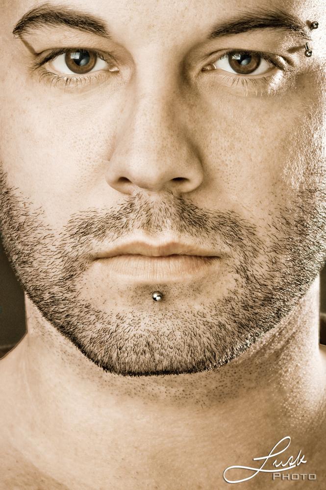 Male model photo shoot of Josh McCabe by Lusk Photo in Studio